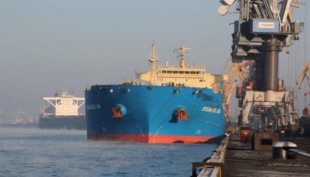 Уголь для ДТЭК: в Одессу прибыл еще один балкер из ЮАР