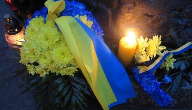 На Сумщине траурные мероприятия прошли в селе, вымершем в Голодомор на две трети