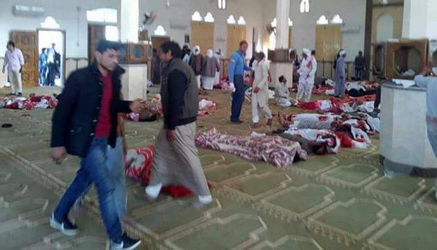 Теракт в Египте: число жертв увеличилось до 305