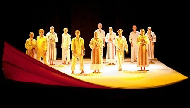 Дніпровський театр ушанував виставою пам'ять жертв Голодомору
