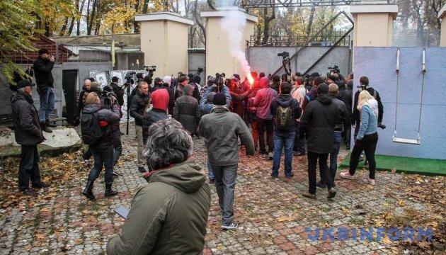 Одесский суд обязал прокуратуру расследовать действия полицейских в Горсаду