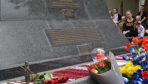 У столиці Австралії вшанували жертв Голодомору