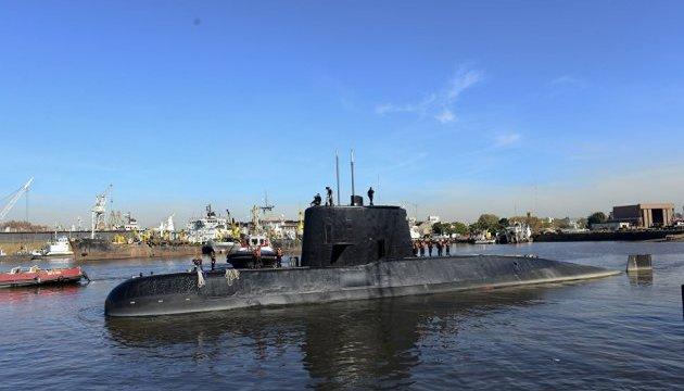 Аргентина объявит траур по погибшим моряками с подлодки