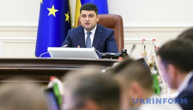 PM Groysman: Residents evacuated from Novoluhanske after yesterday's shelling