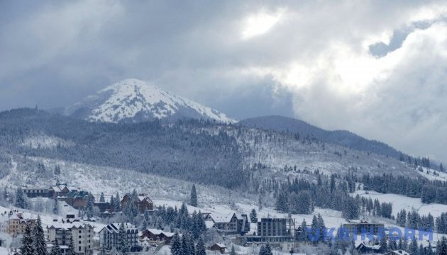 Ukraine's Emergency Service warns of avalanche risk in Carpathians