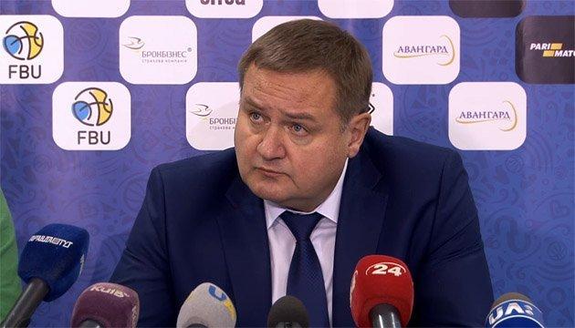 Мурзін: Збірній України з баскетболу не вистачає першого номера