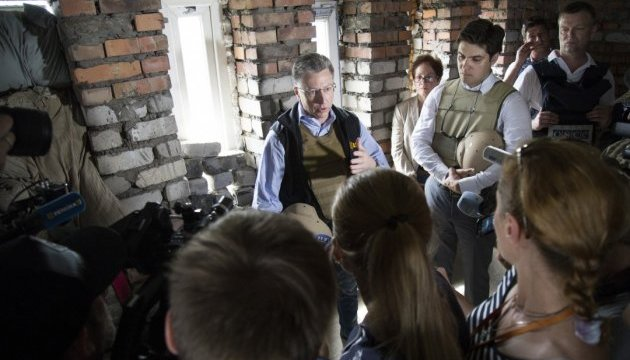 Volker: La misión de paz en Donbás debe ser diferente de otras misiones de la ONU
