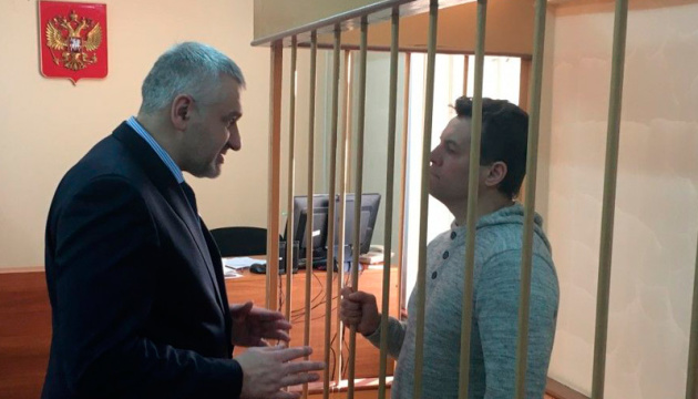 Sushchenko examines all 12 volumes of his case