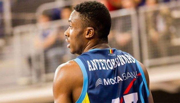 Баскетболіст збірної Греції Адетокумба задоволений новою системою ФІБА