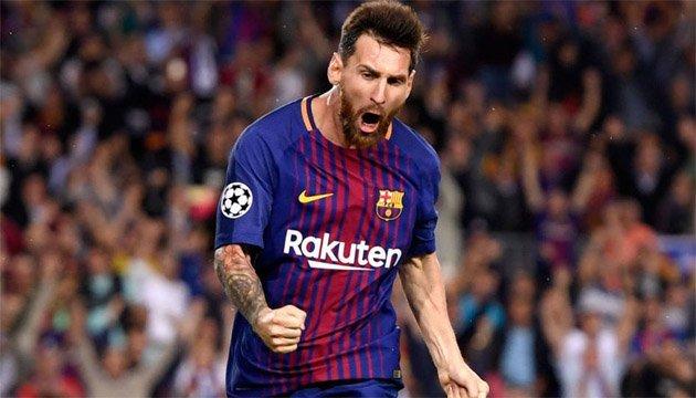 Мессі очолив рейтинг найбільш високооплачуваних футболістів світу