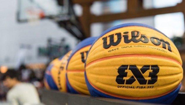 Україна посідає чільні позиції у баскетболі 3х3