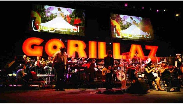 Gorillaz to give first concert in Ukraine next summer