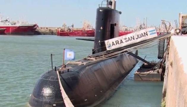 В Аргентині оголосили триденну жалобу за екіпажем затонулої субмарини