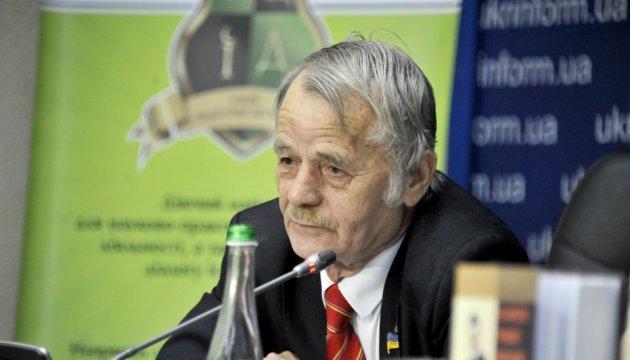 """Джемилев считает, что """"кремлевский список"""" поможет вернуть Крым"""
