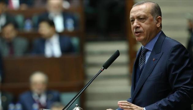 Ердоган привітав опозиціонера з перемогою на виборах мера Стамбула