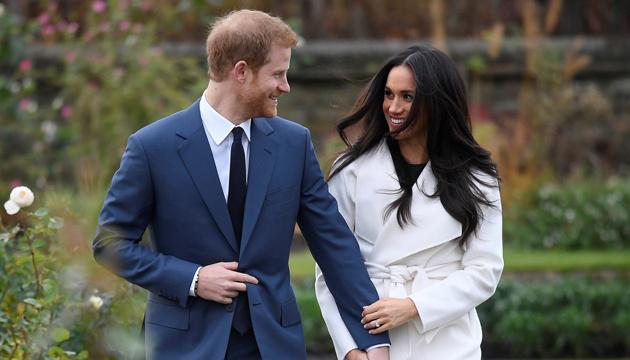 Принц Гарри и актриса Меган Маркл бракосочетаются 19 мая