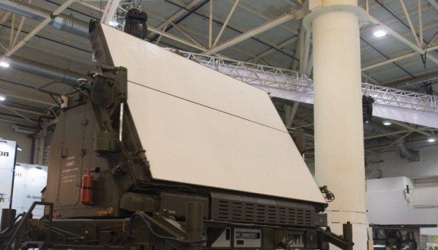Укроборонпром готовит к испытаниям 3D-радар 80К6Т
