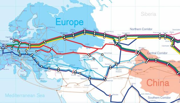 Новий Шовковий шлях: до ініціативи долучились 16 країн Центральної та Східної Європи