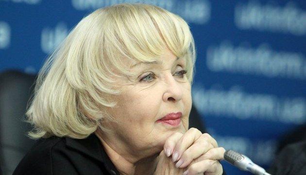 Роговцева відзначає день народження: сьогодні у неї вистава
