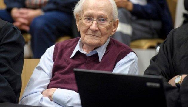 Суд залишив у в'язниці 96-річного
