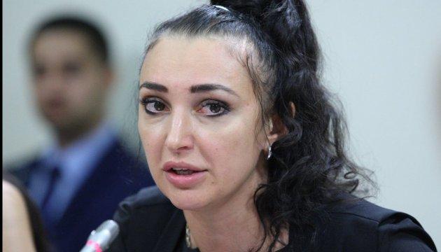 Пимахова подала заявление об увольнении из миграционной службы