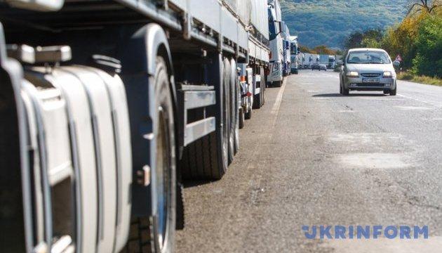 Украина согласовала с Польшей разрешения на грузовые автоперевозки в 2019 году