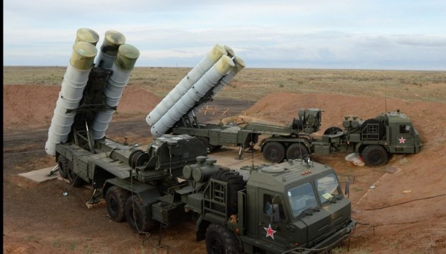 Russia to deploy S-400 systems in Crimea for 'protection from Ukraine'