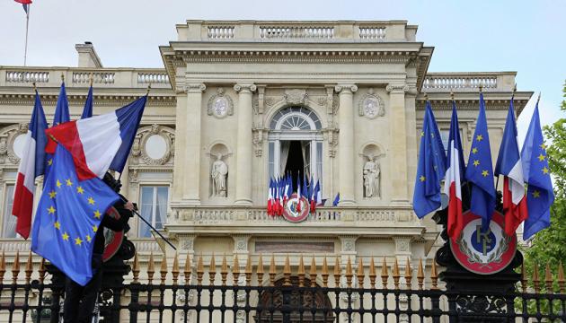 """Франция не признает """"выборов"""" президента России в Крыму"""