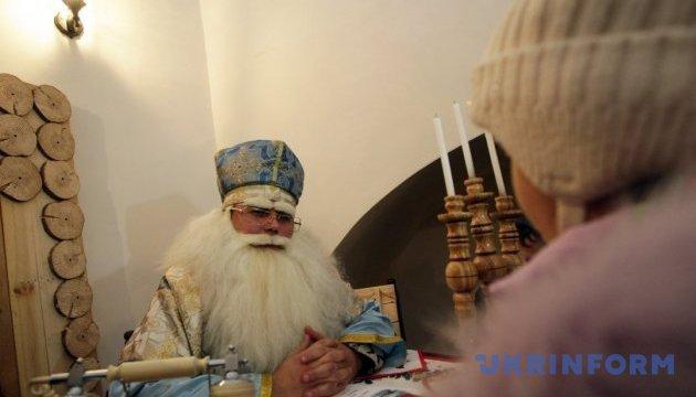 Резиденція Святого Миколая відкриється 1 грудня у Великій лаврській дзвіниці