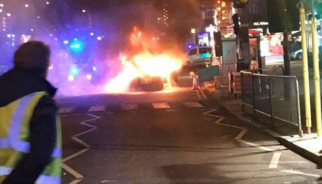 В Лондоне произошел взрыв возле рождественской ярмарки