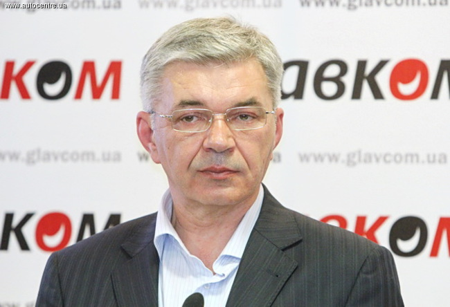 Володимир Караваєв, заступник голови координаційної ради Загальнонаціонального форуму безпеки дорожнього руху