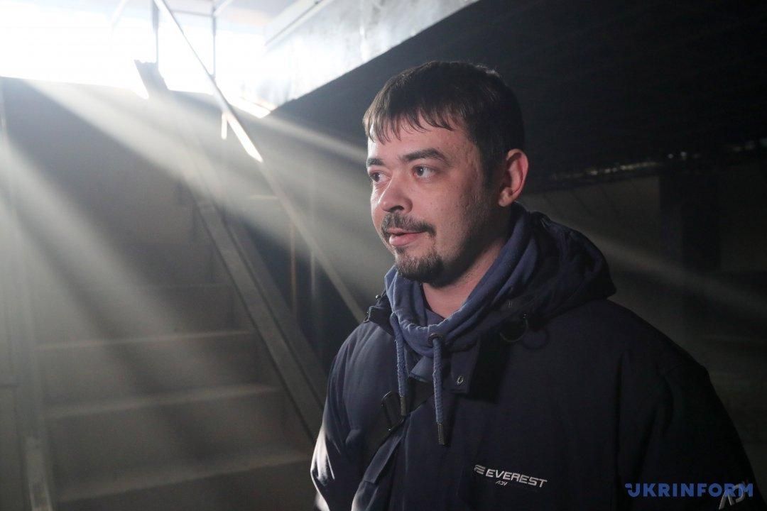 Кирило Недря. Фото: Павло Багмут