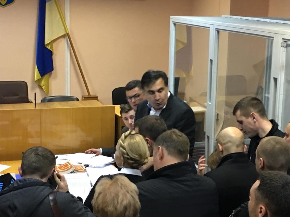 Юрист разъяснил, почему Саакашвили задержали именно вконце рабочей недели — Профессиональная диверсия