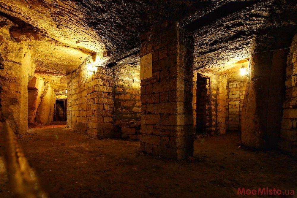 Каменоломні Кантакузена. Фото: moemisto.ua