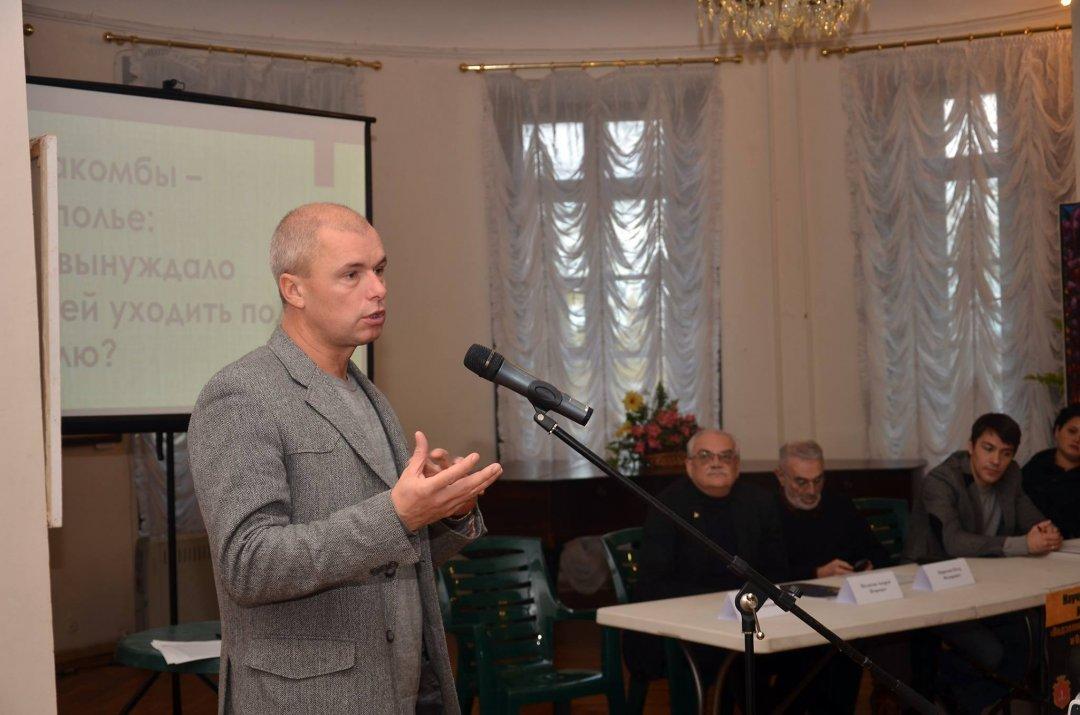 Олександр Бабіч. Фото: Алли Гудзенко