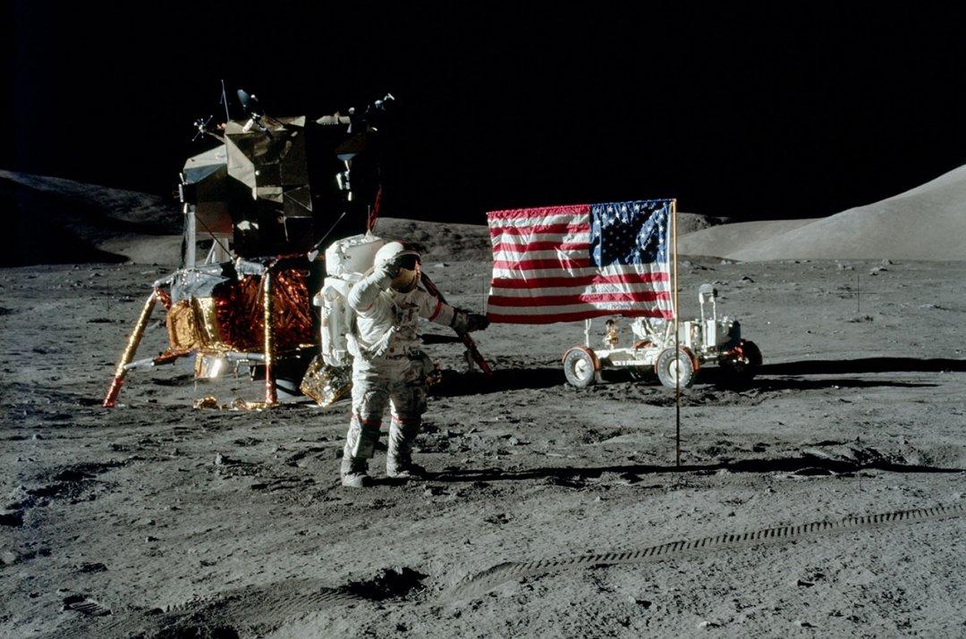 """Юджин """"Джин"""" Сернан - остання людина на Місяці"""