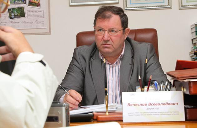 Світлина директор наукового центру В'ячеслав Власов