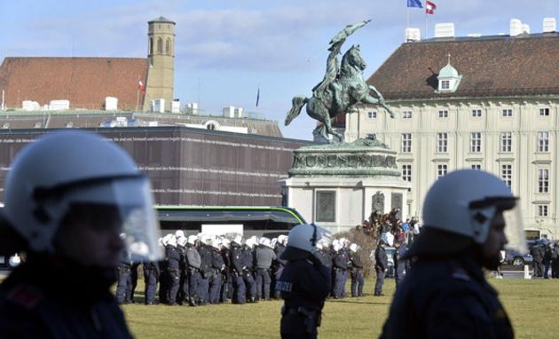 Новый канцлер Австрии пообещал сражаться  сантисемитизмом