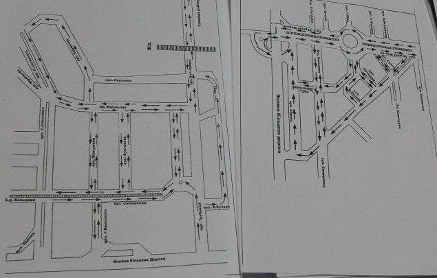 Дорожня карта розчистки засніжених вулиць Святошинського району