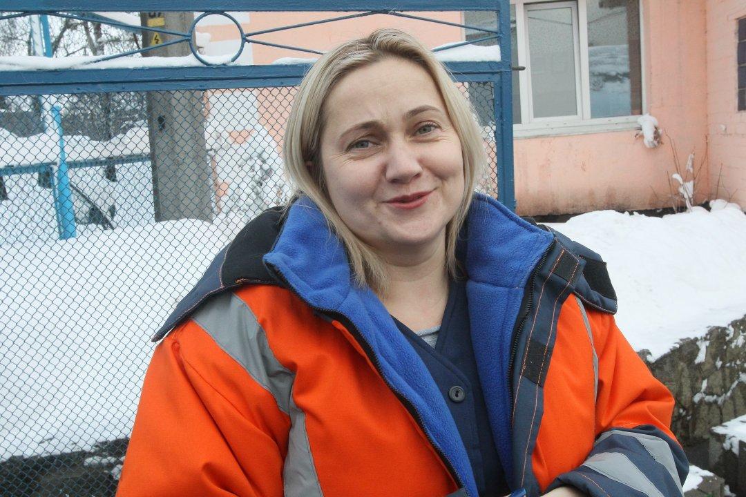 Олена Крижанівська