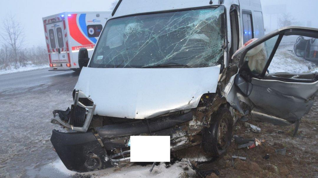 ВСловакии разбился автобус сукраинцами: есть первые фото
