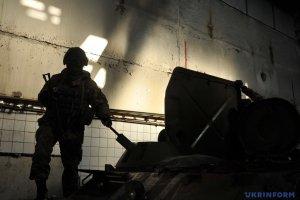 Російські найманці тричі зривали «тишу» в зоні ООС