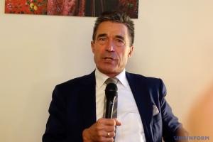 Расмуссен каже, що РФ випробує в Україні методи втручання у вибори