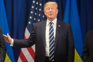 Trump signs package of laws to provide USD 700 mln in aid to Ukraine
