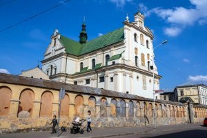 Жовква - идеальный город-крепость: цикл «Крепости Украины»