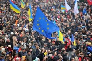 Президент у день Гідності та Свободи закликав українців до єдності