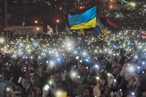 Why does Ukrainian revolution inspire the world?