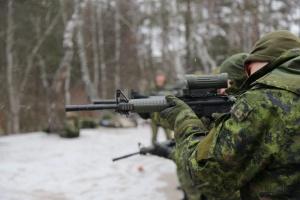 Диаспора просит Трюдо продолжить тренировочную миссию UNIFIER для Украины