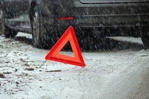 В Запорожье легковушка насмерть сбила женщину и столкнулась с другим авто