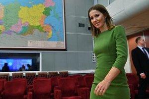 Собчак приехала в Киев с частным визитом - Слободян